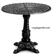 Basketweave Bistro Table
