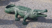Alligator Statue - Huge