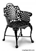 Basketweave Chair