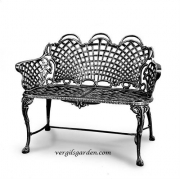 Basketweave Loveseat
