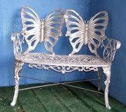 Butterfly Loveseat