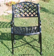Crossweave Chair