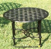 Crossweave Cocktail Table