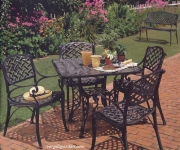 Crossweave Patio Set