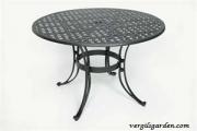 Crossweave Patio Table