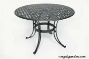 Crossweave Patio Table