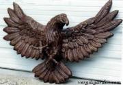 Eagle Statue - Wall