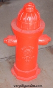 Fire Hydrant Statue - Large