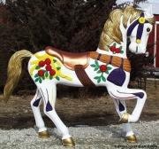 Horse Statue - Derby