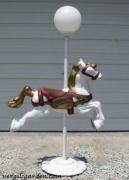 Horse Statue - Small Carousel