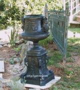 Roman Head Urn
