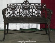 Rose & Lyre Loveseat
